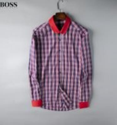 cheap quality BOSS shirts sku 1728