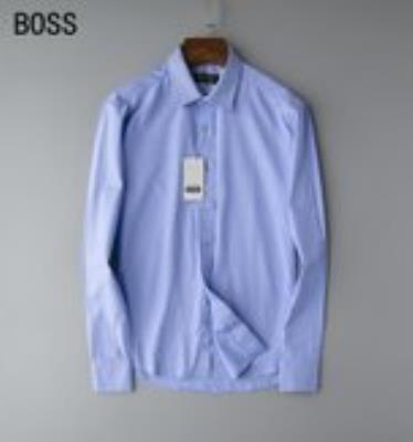 cheap quality BOSS shirts sku 1734