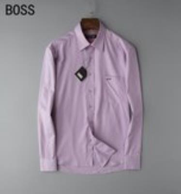 cheap quality BOSS shirts sku 1737