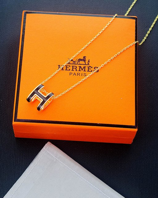 Hermes Necklace-23