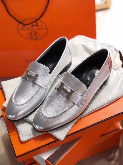 Hermes Women's Shoes-34