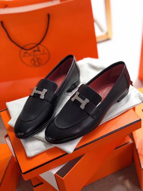 Hermes Women's Shoes-35